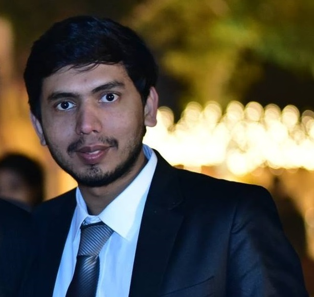 Hassan Saqib, Co-founder, Chairperson